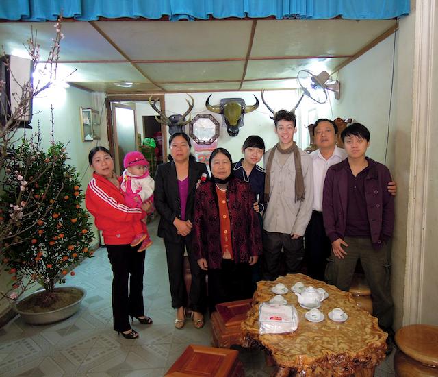 Famille de Thuy à DBP