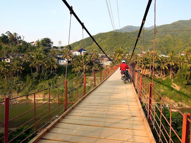 Pont sur la Nam Ou