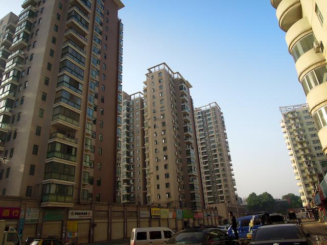 Immeuble Wuhan