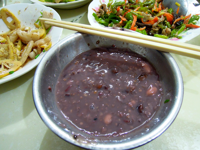 Porridge chinois