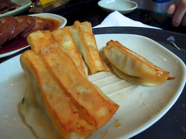 Une autre variété de Dumplings