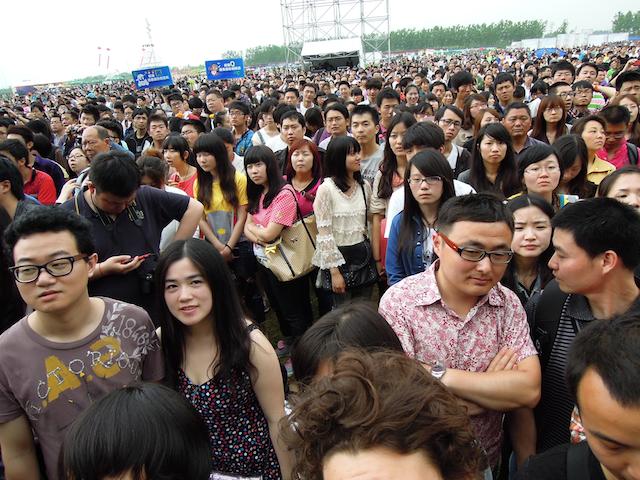 Chiang Jiang music festival