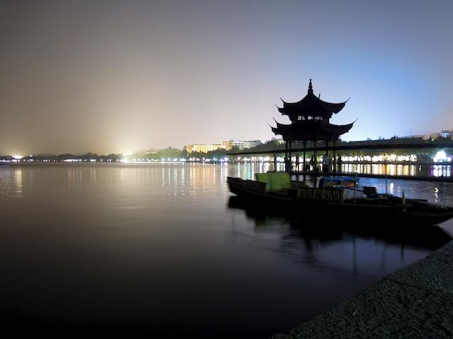 Lac de Hangzhou