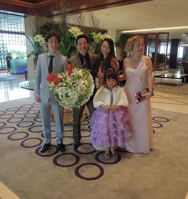 Mariage à Shanghai