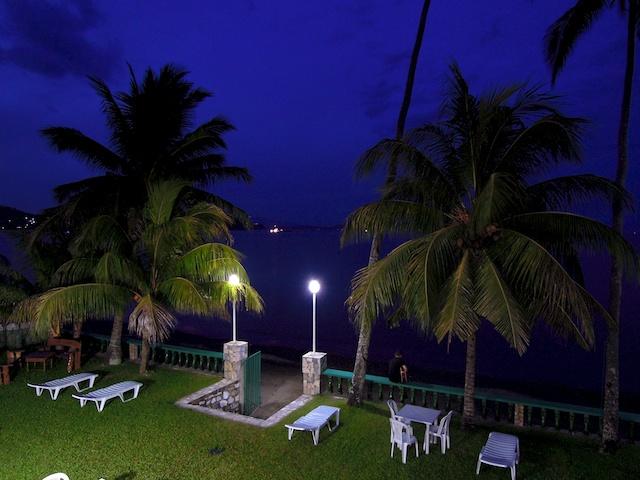 Beach resort Puerto Galera