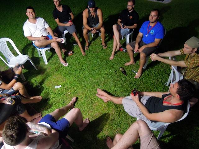 Tropical MBA à Puerto Galera